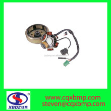 Motorcycle spare parts C100,100cc DC CDI motorcycle magneto stator coil ,ignition coil,lighting coil. for honda