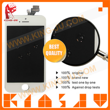 Top quality for iPhone5 apple mobile cell phone parts touch screen for iPhone 5 mirror grass LCD TM