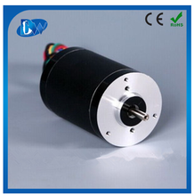 Star/Delta winding 42mm round brushless dc motor