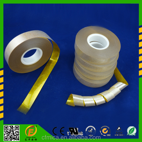 Wholesale Glass Epoxy Resin Mica Tape For Electric Insulation