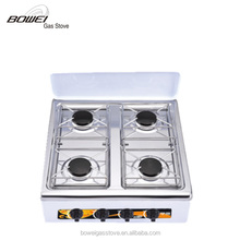 Easy operation 2015 best camping gas stove custom cooktops cassette gas stove