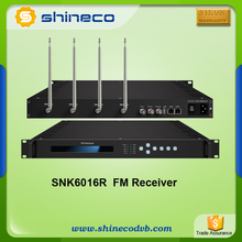 FM Radio Station Equipment, Radio over IP Encoder
