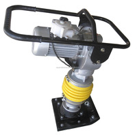 high impact force electric tamping rammer