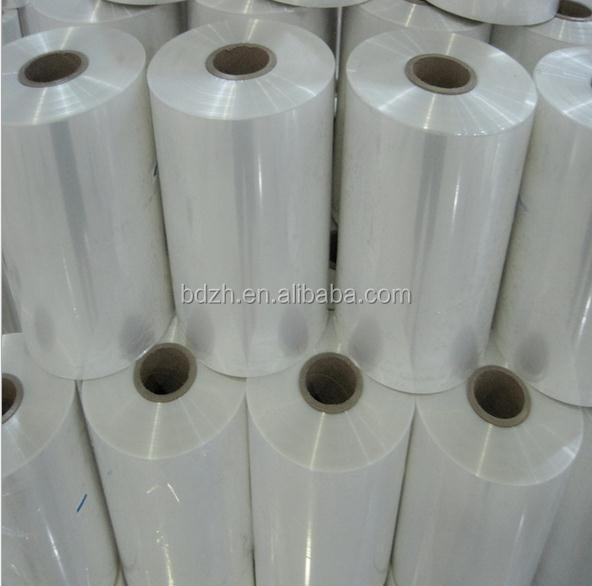 23my clear cast pe stretch film, stretch Foil, pallet strech wrap film