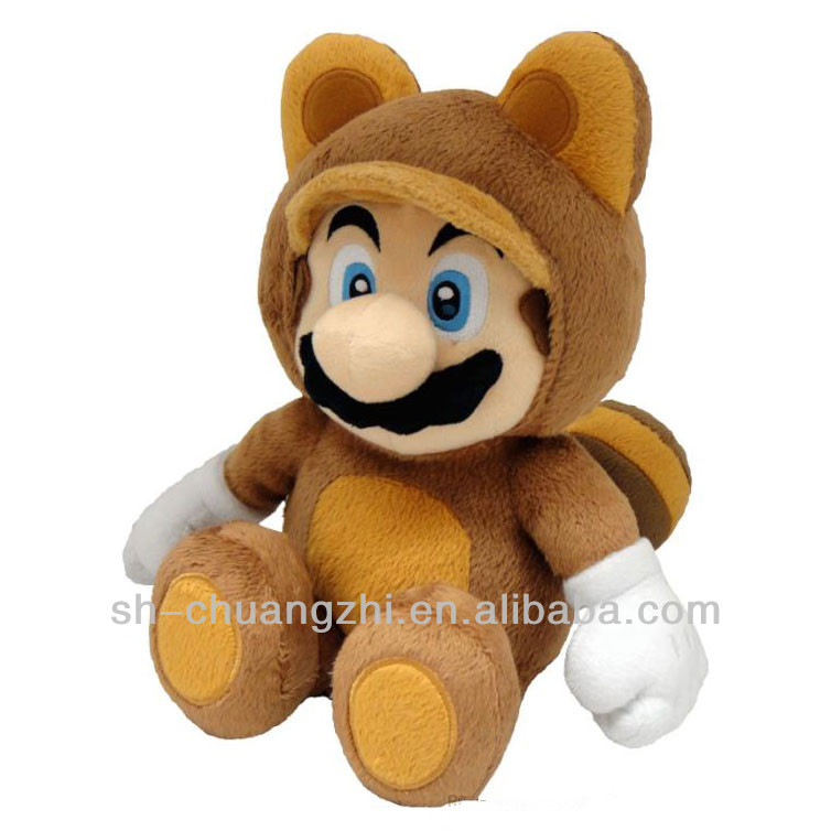 Mario Super Mario Bros Nintendo Plush cute Toy