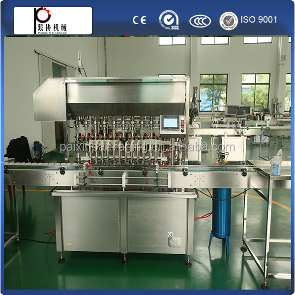 Top supplier applied to face cream class bottling machine