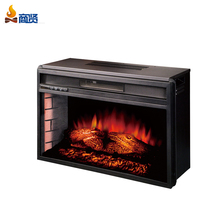 SF122-26AI electric fireplace remote control fireplace set