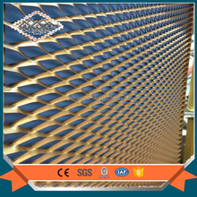 Decorative Aluminum wall cladding Expanded Metal Mesh/aluminium wall cladding/aluminum exterior wall cladding