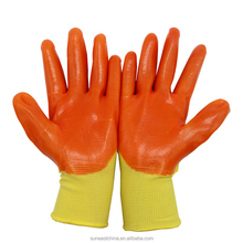 Hot-selling pvc coated gloves