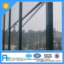 Fence materials Easy installation cheap mesh security fence panels for prison