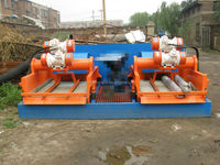 oilfield usage brandt shale shaker with stainless steel mesh for hot sale