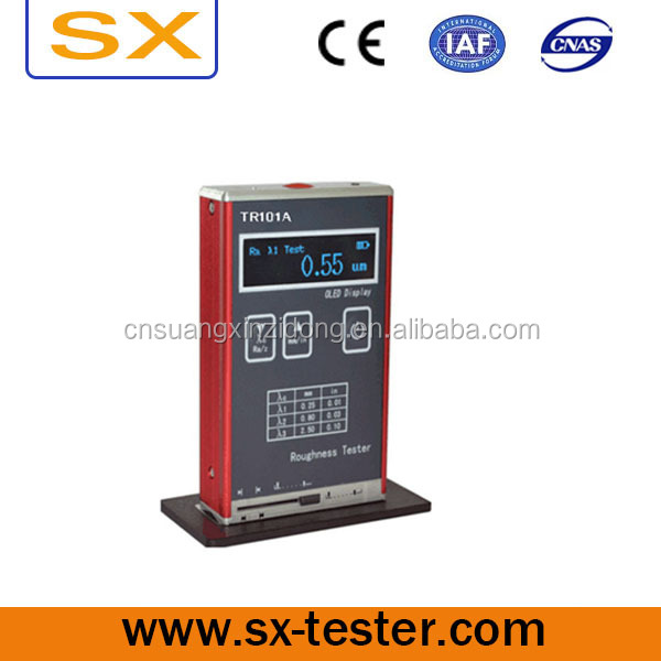 TR101 Surface roughness gauge for testing surface roughness