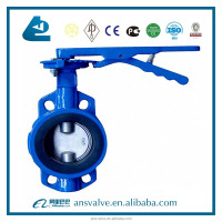 wafer butterfly valve