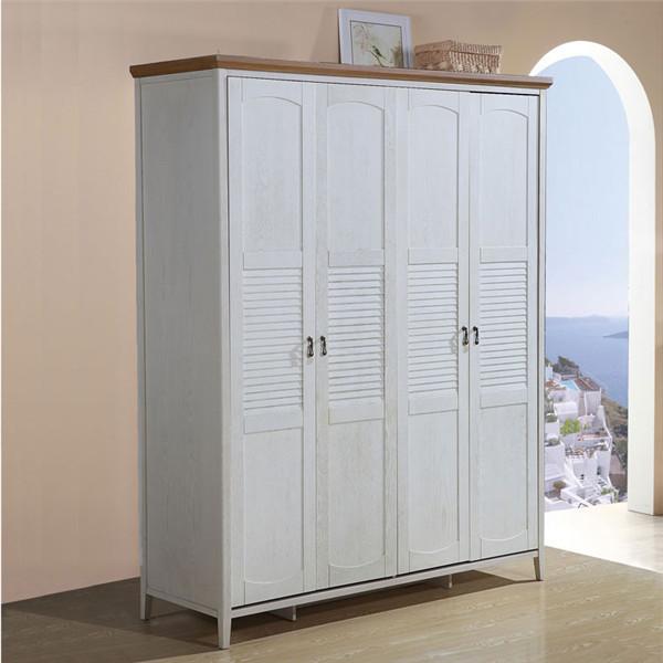 Meubles de maison chambre armoire conception pas cher penderie bois massi - Armoire bois pas cher ...