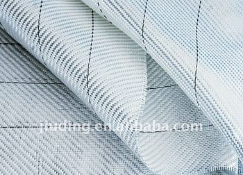 Twill Weave Fiberglass Cloth