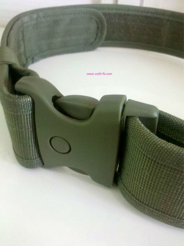 Military tactical belt heavy duty British 1958 Style
