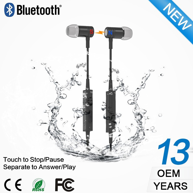 Perfect sound bluetooth headset mini headset in-ear sport bluetooth headphone Sporty Earphones from China supplier