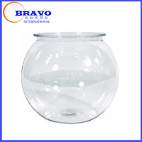 Deluxe Clear Acrylic Aquarium Floating Plastic Fish, Pet Product, Acrylic Displayer