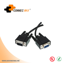 Serial RS232 9 pin Connection Cable, Female to Female, 1.8 Meter (6ft)