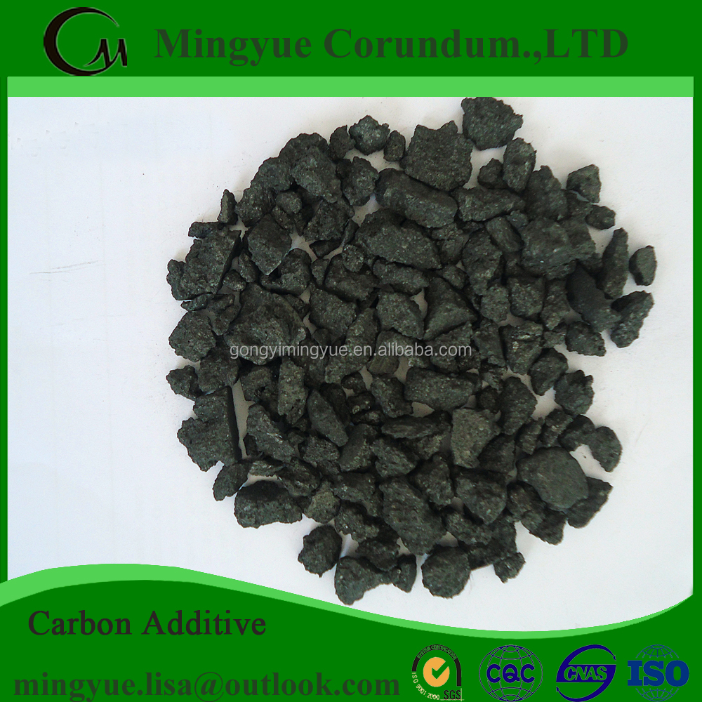 Market Price of 98.5% Carbon Calcined Petroleum Coke for Carbon Additive