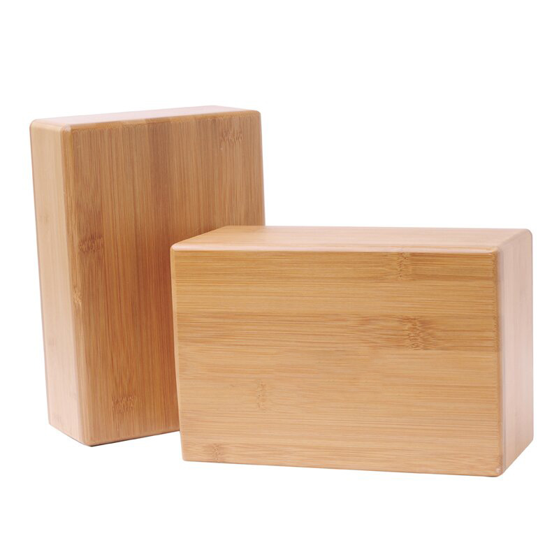 Yoga&Pilates Type cork /bamboo/EVA yoga brick