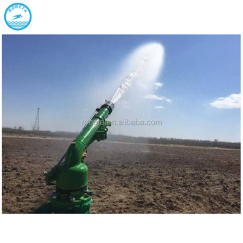 big irrigation sprinkler gun/ rain gun sprinkler for irrigation systems