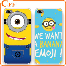 Cute Minion soft Cartoon Animal Phone Case Cover coque for Fundas iphone 5s 5 6s 7 6 clear Transparent Silicone TPU Covers Shell