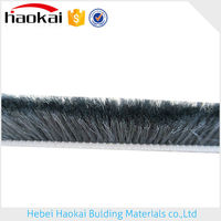 Excellent Material Rubber Car Weatherstrip & High Quality Mohair Weatherstrip