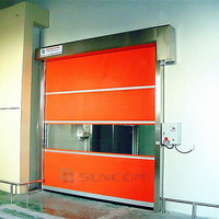 suncome plastic folding door