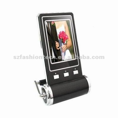 Most popular 2.4 inch mini digital photo frame
