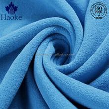100% polyester brushed anti pilling polar fleece fabric / bed sheet fabric / wholesale fleece fabric