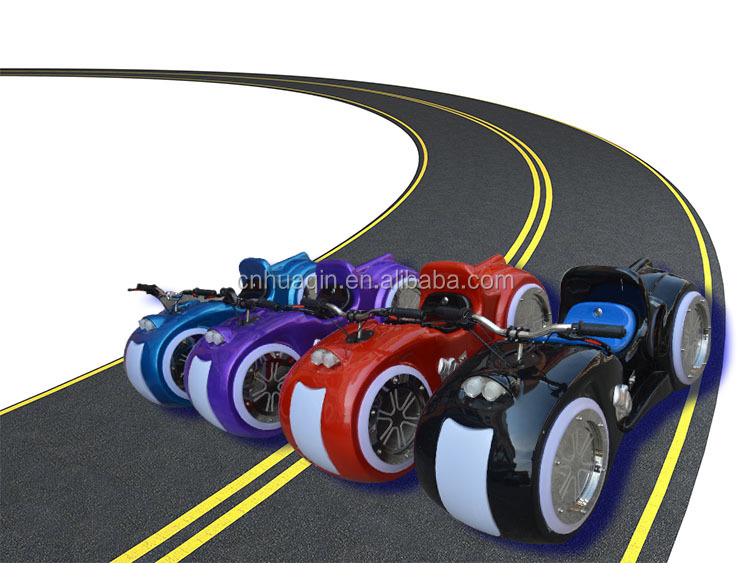 Race cars games for kids - new cake battery bumper cars amusement machine