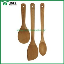 Bamboo spoons cooking utensils bamboo kitchenware