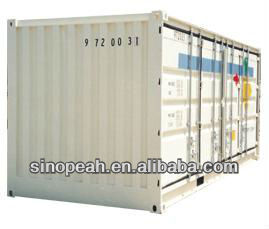 special container and containerized equipment