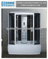 With ABS Seat on High Tub Deep Tray Shower Rooms