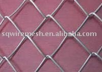 fence wire chain/diamond wire mesh /chain link mesh
