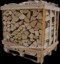 BEST PRICE Oak firewood from Latvia