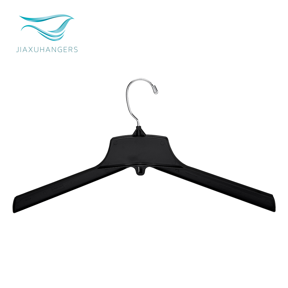 Free shipping hot plastic hanger,sample and oem welcomed custom suit hangers