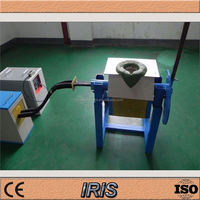gold/aliminum induction smelting furnace/oven