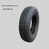 Hilo brand commercial car tire 225/70r15c with high performance