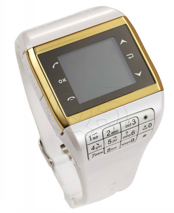 Cheap factory New 1.3 inch Wrist Watch Quad-band GSM Mobile Phone Q5