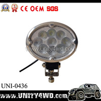 hot selling 4x4wd offroad lights accessories strong led lamp bar 12v spotlights for cars