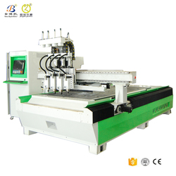 China Wholesale Multi Spindles ATC Woodworking CNC router machinery