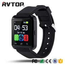 2017 Hot Best rvtop u8 bluetooth smart wrist watch phone u8 android 4.0 smart watch