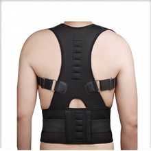 Physio therapy waist lumbar posture correction belt for elastic back posture correction