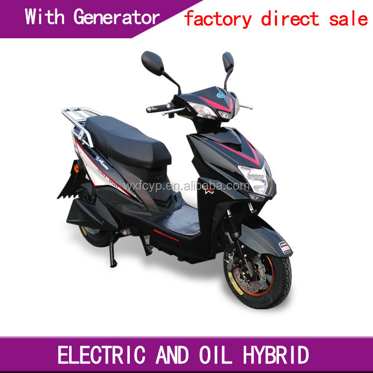 50cc cruiser 1000w electric motorcycle with vespa