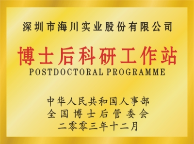 Post-Doctoral Programme