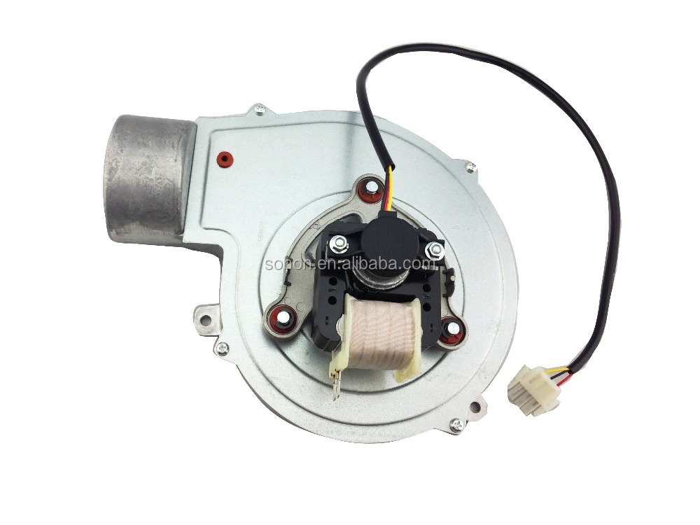 230V Mini centrifugal gas blower fan for pellet stoves
