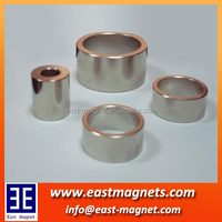 variety of ring kinds ndfeb magnet/rare earth ring shape powerful magnet for sale