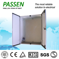 PASSEN Heavy duty professional stainless steel tool cabinet meter box